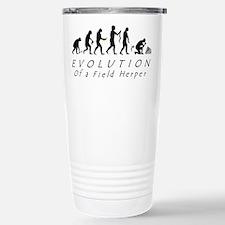 Evolution of a Field Herper Travel Mug
