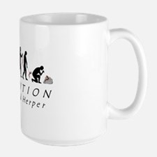Evolution of a Field Herper Mugs