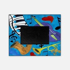 Jazz Art Picture Frame