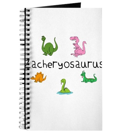 Zacheryosaurus Journal
