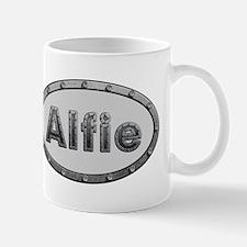 Alfie Metal Oval Mugs