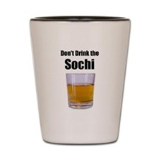 Don't Drink the Sochi Shot Glass
