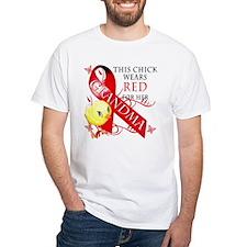 ThisChickWearsRed Grandma T-Shirt