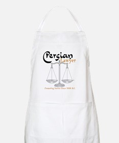 Persian Lawyer BBQ Apron