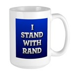 I Stand With Rand Mugs