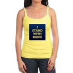 I Stand With Rand Tank Top