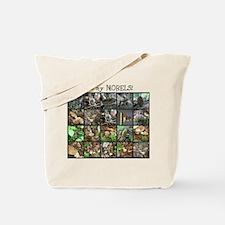 Love my MORELS! Tote Bag
