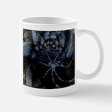 Neon Spider Spiralscope Mug