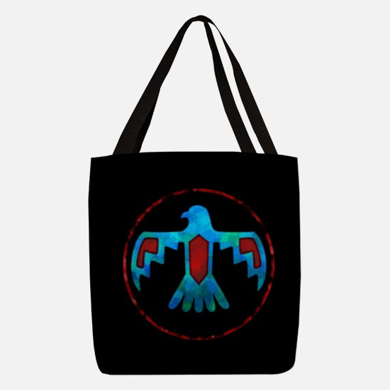 Thunderbird Polyester Tote Bag