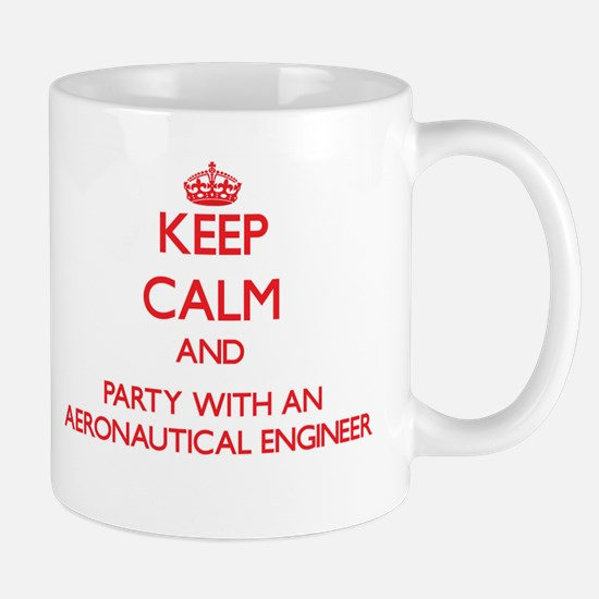 Keep Calm and Party With an Aeronautical Engineer