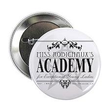 """Robichaux Academy 2.25&Quot; 2.25"""" Button"""