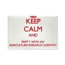 Keep Calm and Party With an Agriculture Research S