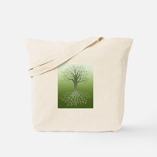 Meditative Solstice Tote Bag