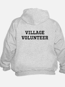 Unique Community service Hoodie