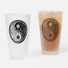 Yen Yang Art Design  Drinking Glass