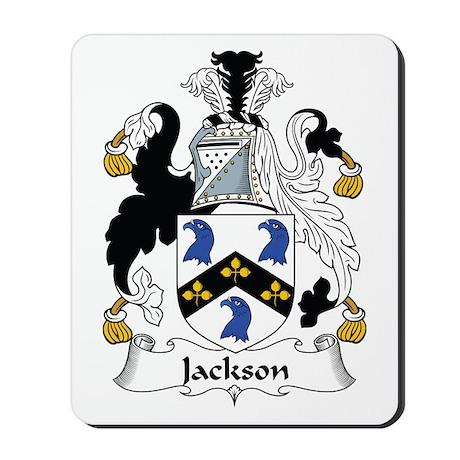 Jackson Mousepad