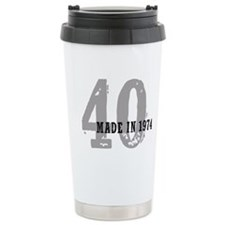 Cute 74 years old Travel Mug