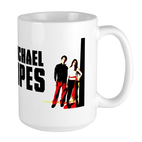 The Michael Stripes Large Mug