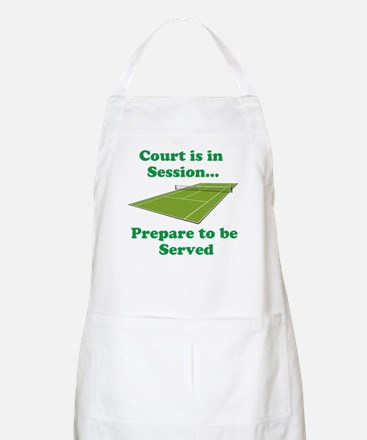 Court is in Session... Apron