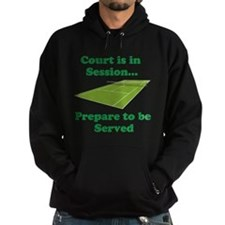 Court is in Session... Hoodie