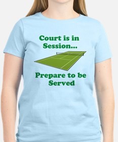 Court is in Session... T-Shirt