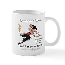 Rampant Rosie Scrumpy Small Mug