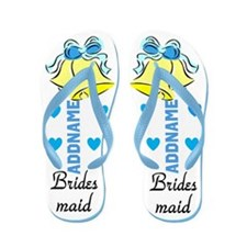 Best Bridesmaid Flip Flops