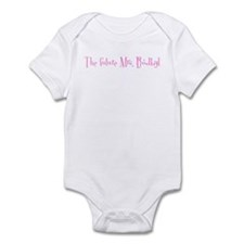 The future Mrs. Bodbyl  Onesie