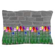 Lots O Tulips Pillow Case
