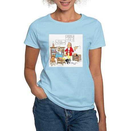 GEORGE WASHINGTON Women's Light T-Shirt