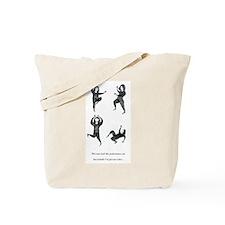 Not Performance Art Tote Bag