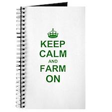 Keep calm and Farm on Journal