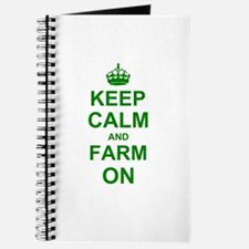 Keep calm and Farm on Journal