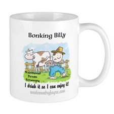 Bonking Billy Scrumpy Mugs