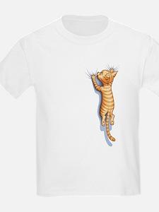 Hang On Kitteh T-Shirt