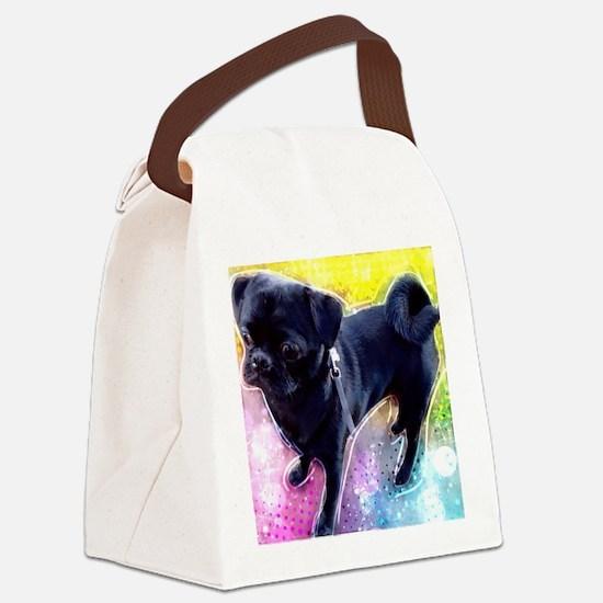 Perk the chug Canvas Lunch Bag