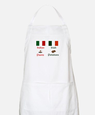 Pasta Potatoes BBQ Apron