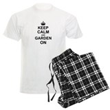 Gardening white Men's Light Pajamas