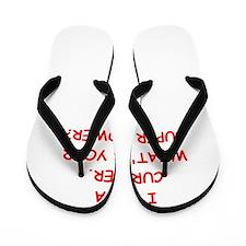 CURLER2 Flip Flops