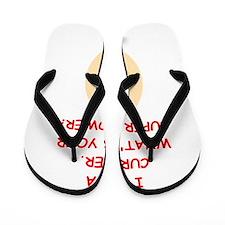 CURLER Flip Flops