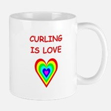 CURLING2 Mugs