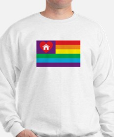 Pride Family Flag Sweatshirt