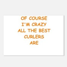CURLERS2 Postcards (Package of 8)