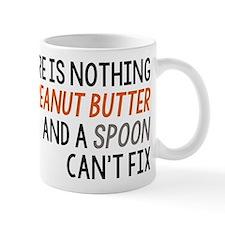 Peanut Butter and Spoon Mug
