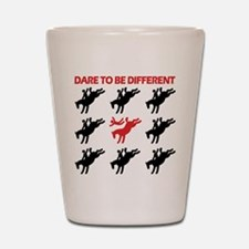 horse different Shot Glass