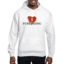 I Love Publishing T-Shirts Hoodie