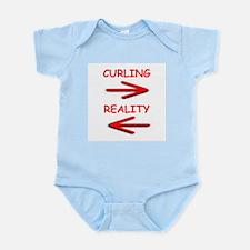 curling Body Suit