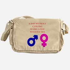 CURLNG Messenger Bag