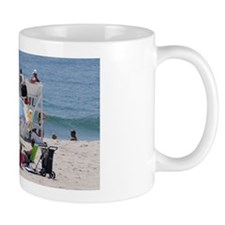 Life Guard Seaside Heights Beach Mug
