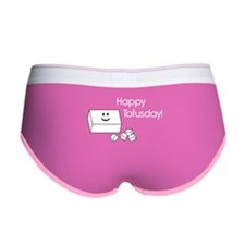 Happy Tofusday Women's Boy Brief Women's Boy Brief